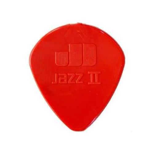 Jim Dunlop Nylon Jazz Iı Kırmızı 47R2N