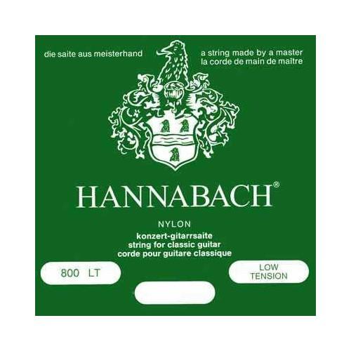 Hannabach 800 Lt Klasik Gitar Teli