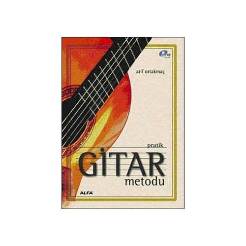 Pratik Gitar Metodu (Cd İlave)-Arif Ortakmaç