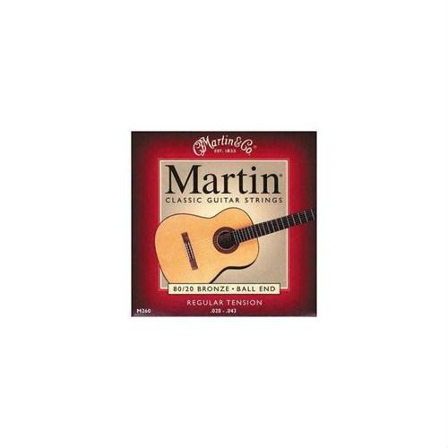 Martin M260 Klasik Gitar Teli Bronze Regular