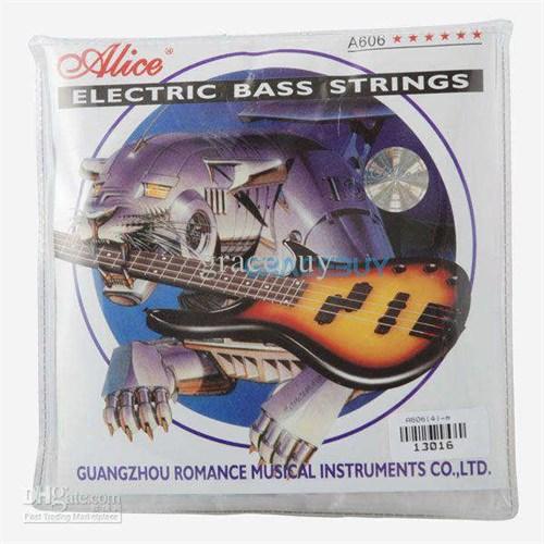 Alice Bas Gitar Teli A606 -M 5 Telli