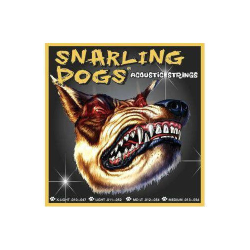 Akustik Gitar Teli Snarling Dogs - Sdp10