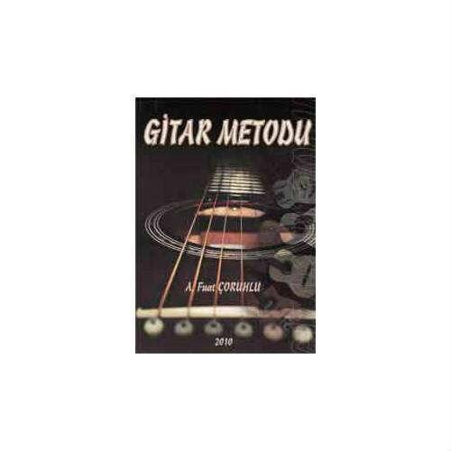 Pop Gitar Metodu - A.Fuat Çoruhlu