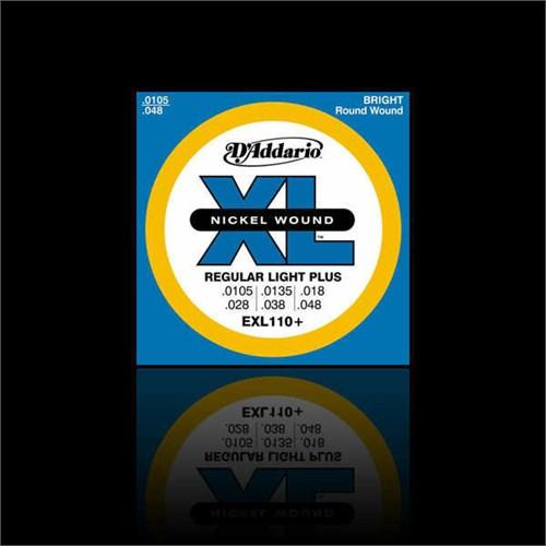 Elektro Gitar Tel Set Daddario Exl110