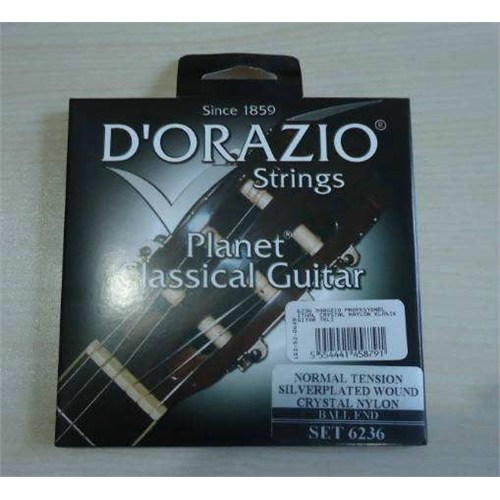 Klasik Gitar Tel İtalyan Normal Dorazio 6236