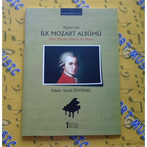 Piyano İçin İlk Mozart Albümü - Mey-013