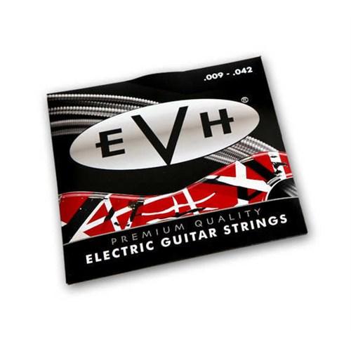 Evh Elektro Gitar Teli 009 9 -42 Nickel Prem