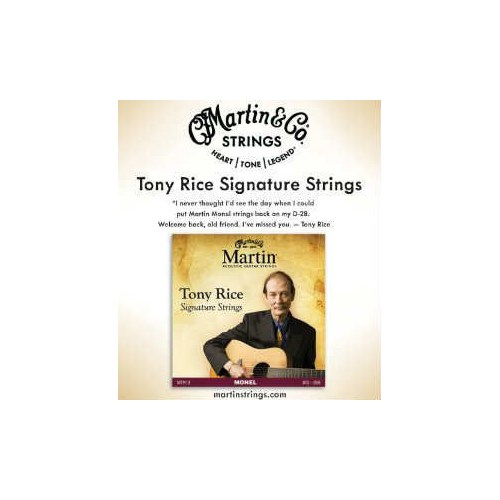 Martin Mtr13 Tony Rice Bluegrass Akustik Tel
