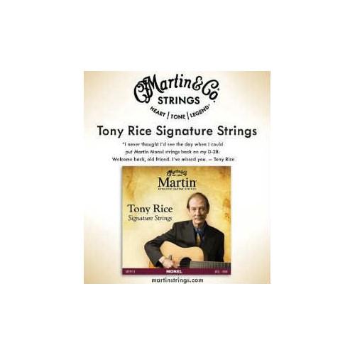 Martin Mtr13 Tony Rice Bluegrass Akustik Tel
