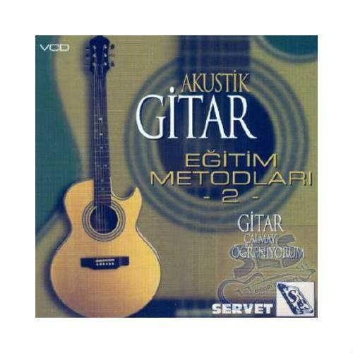 Akustik Gitar Öğreniyorum Vcd 2