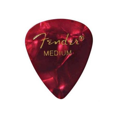 Pena Fender Red Moto Medium 0980351809