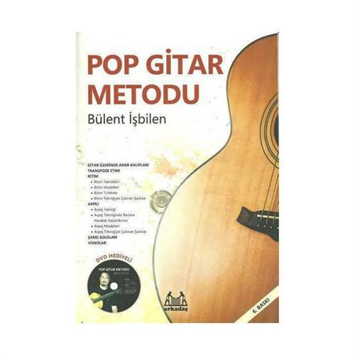 Pop Gitar Metodu - Bülent İşbilen Dvd Li