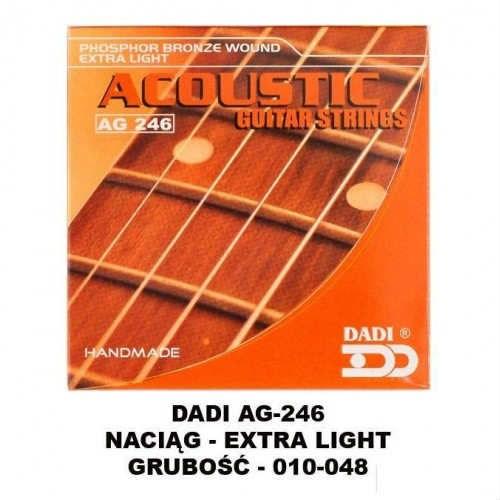 Dadi Ag246 Akustik Gitar Teli