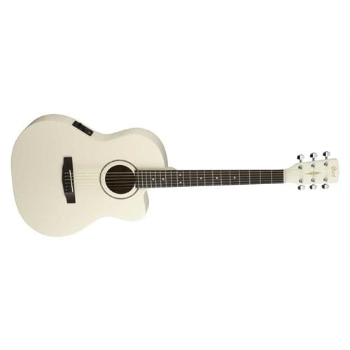 Cort Jade 1E Aw Elektro Akustik Gitar+Kılıf