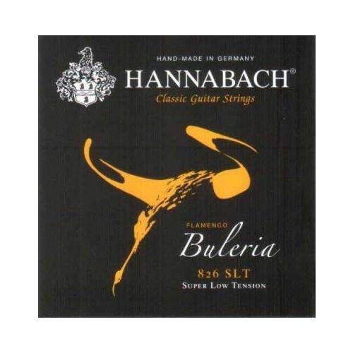 Hannabach 826 Slt Flamenko Gitar Teli