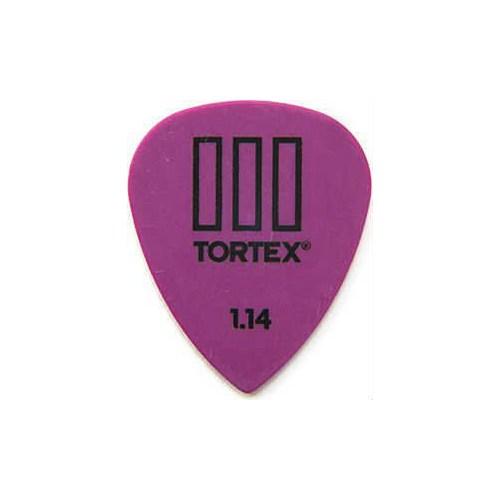 Jim Dunlop Tortex T3 1.14Mm Pena