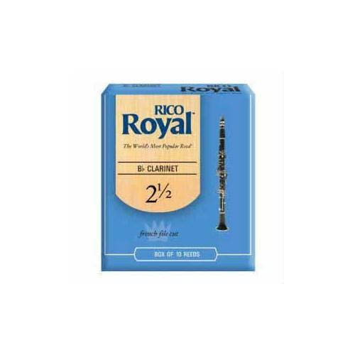 Klarnet Kamışı Rico Royal 2,5 No - Rcb1025