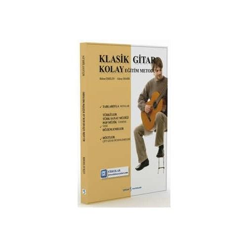Klasik Gitar Kolay Eğitim Metodu-Bülent İşbilen