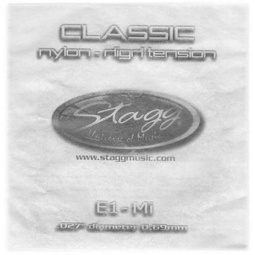Klasik Gitar Tek Tel 1. ( Mi ) Stagg Cln-E1N