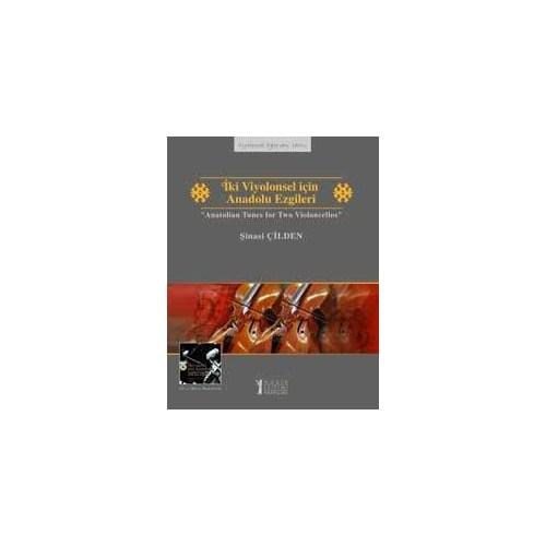 İki Viyolensel İçin Anadolu Ezgileri-Mey-031