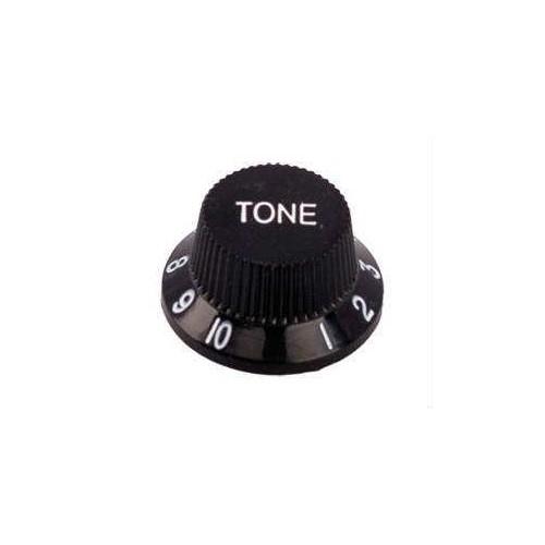 Dr. Parts Pnb1/T-Bk Plastik Ton Düğmesi Siyah