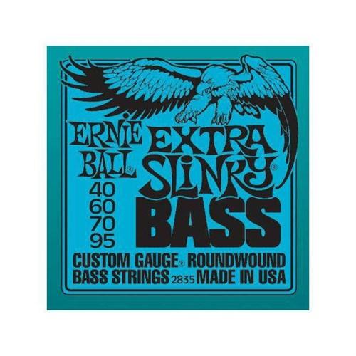 Ernie Ball P02835 Extra Slinky Nickel 40-95
