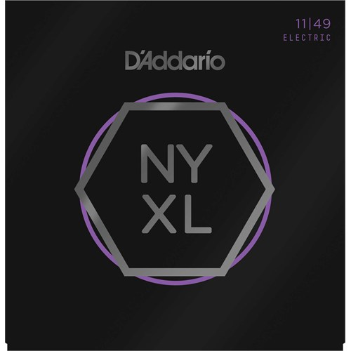 Daddario Nyxl1149 Medium (Nickel- Carbo)