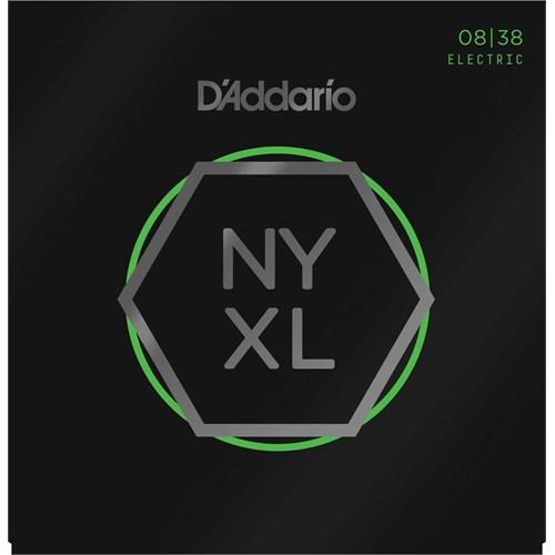 Daddario Nyxl0838 Extra Super Light (Nickel