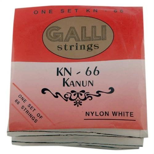 Galli Kn-66 Kanun Teli Profesyonel İtalyan