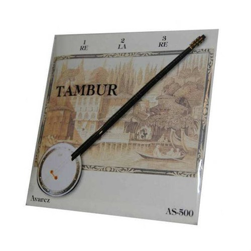Tambur Teli Avarez As-500