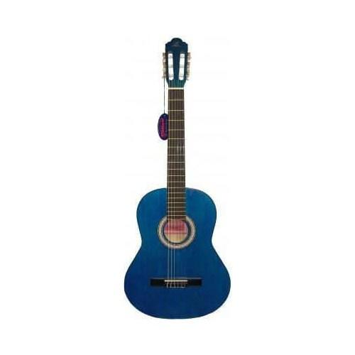 Barcelona Lc 3600 Bl 3/4 Klasik Gitar Mavi