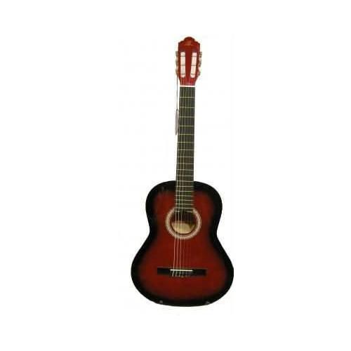 Barcelona Lc 3900 Rds Kırmızı Klasik Gitar