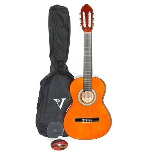 Valencia Cg150K Klasik Gitar Seti+Kılıf
