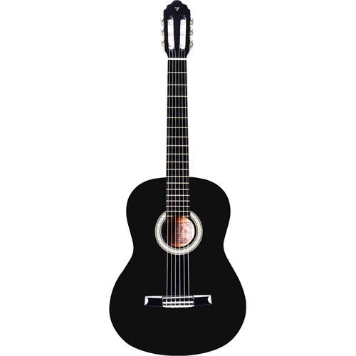 Valencia Cg16034 Bk 3/4 Klasik Gitar Siyah