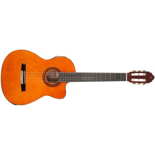 Valencia Cg160Cena Klasik Gitar Naturel+Kılıf