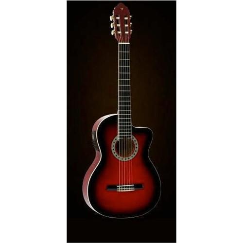 Valencia Cg160Cerds Klasik Gitar+Kılıf
