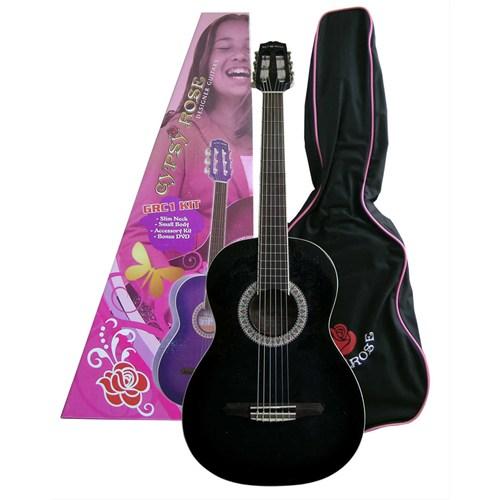 Valencia Grc1Kcbk Klasik Gitar +Kılıf