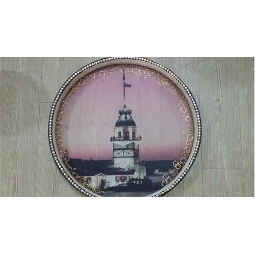 Erbane İran Kız Kulesi Resimli