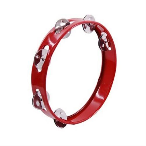 Zilli Metal Tef - Kırmızı