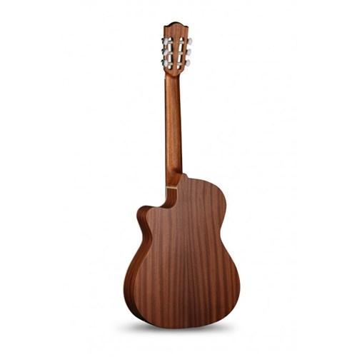 Alhambra 8000 Z Nature - Kesik Kasa Elektro Klasik Gitar