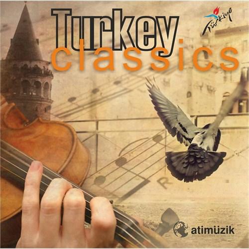 Volkan Sönmez - Turkey Classics