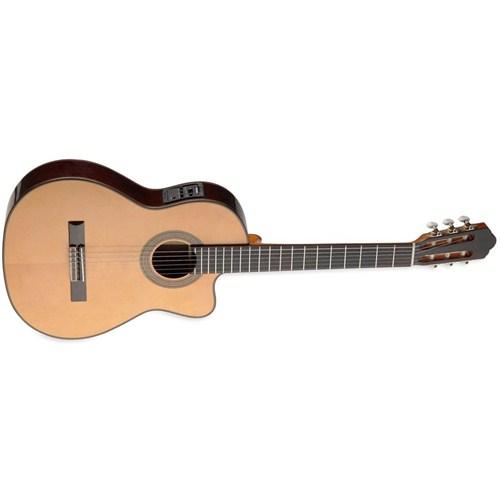 Angel Lopez C1448TCFI-S Elektro Klasik Gitar