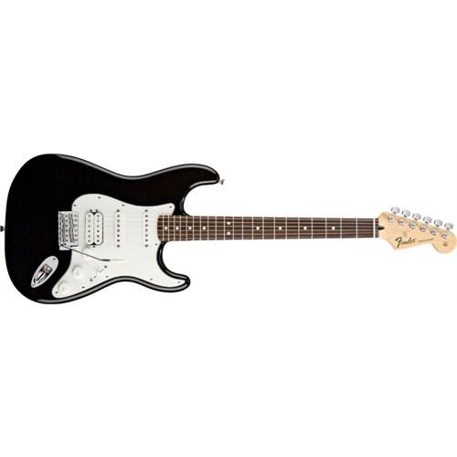 Fender Standard Stratocaster HSS RW Black