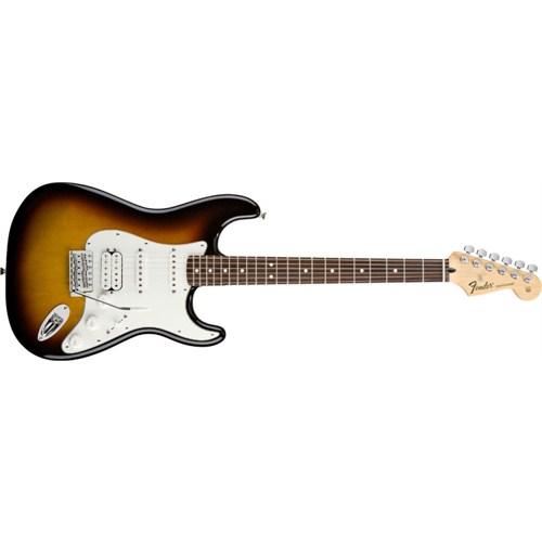 Fender Standard Stratocaster Hss Rw Brown Sunburst