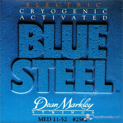 Dean Markley Bluesteel Electric - Med Elektro Gitar Telleri
