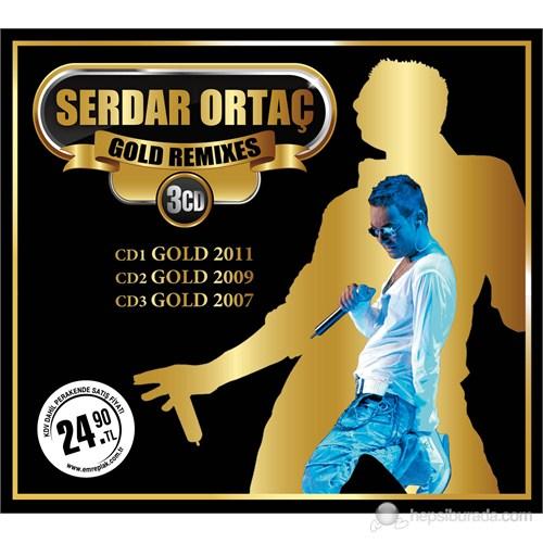 Serdar Ortaç - Gold Remixes (3CD Box)