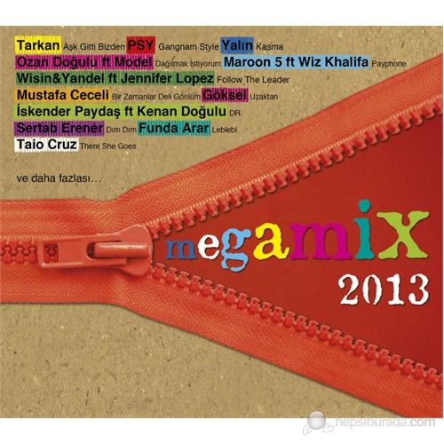 Various Artists - Megamix 2013 (3 CD)