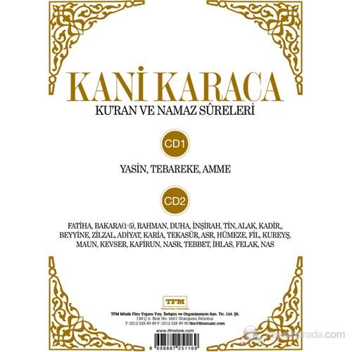 Kani Karaca - Kur'an Ve Namaz Sureleri (2 CD)