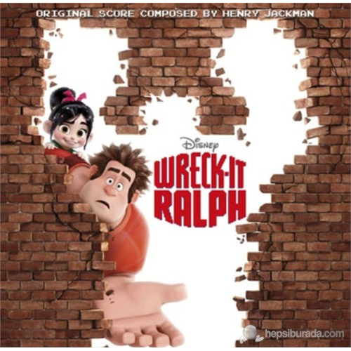 Various Artists - Wreck-It Ralph