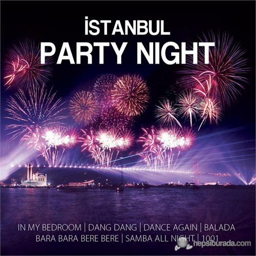 Various Artists - İstanbul Party Night